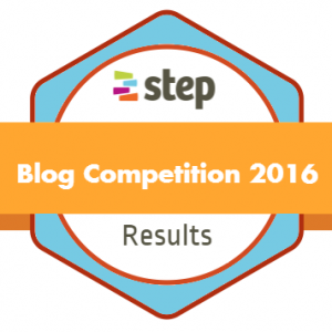 Step Blog Competition 2016 Winners!
