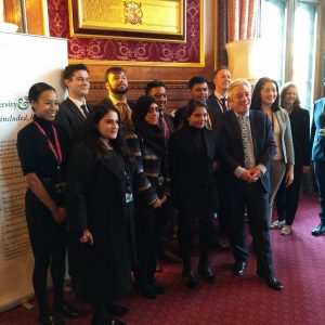Tea with the Speaker – Celebrating the 8th Cohort of the Speaker's Parliamentary Placement Scheme