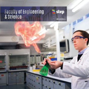 Step partners with university of greenwich faculty of science & engineering