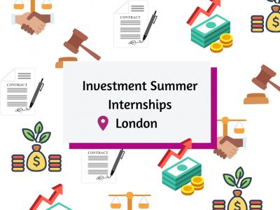 Investment Summer Internships