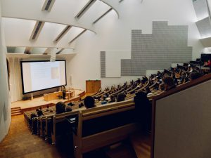 Higher Education Lecture Theatre